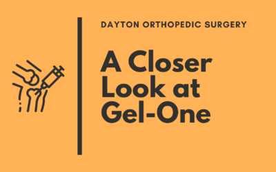 A Closer Look at Gel-One Knee Injections